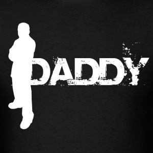 Daddy is the Boss, Cool Father's Day T-Shirt - Men's T-Shirt
