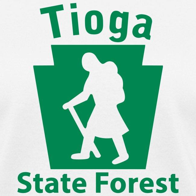 Tioga State Forest Keystone Hiker (female)