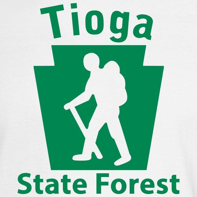 Tioga State Forest Keystone Hiker (male)