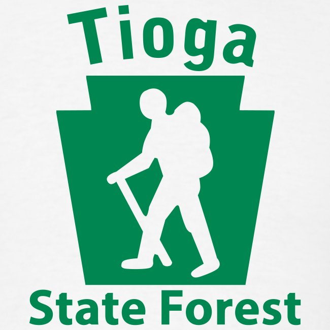 Tioga State Forest Keystone Hiker (male)