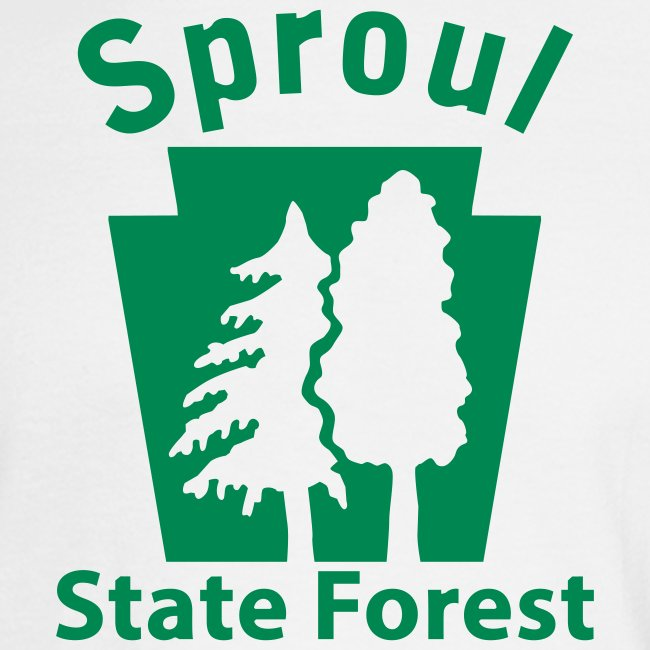 Sproul State Forest Keystone w/Trees