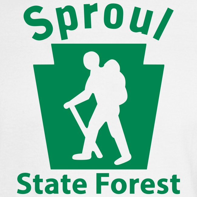 Sproul State Forest Keystone Hiker (male)