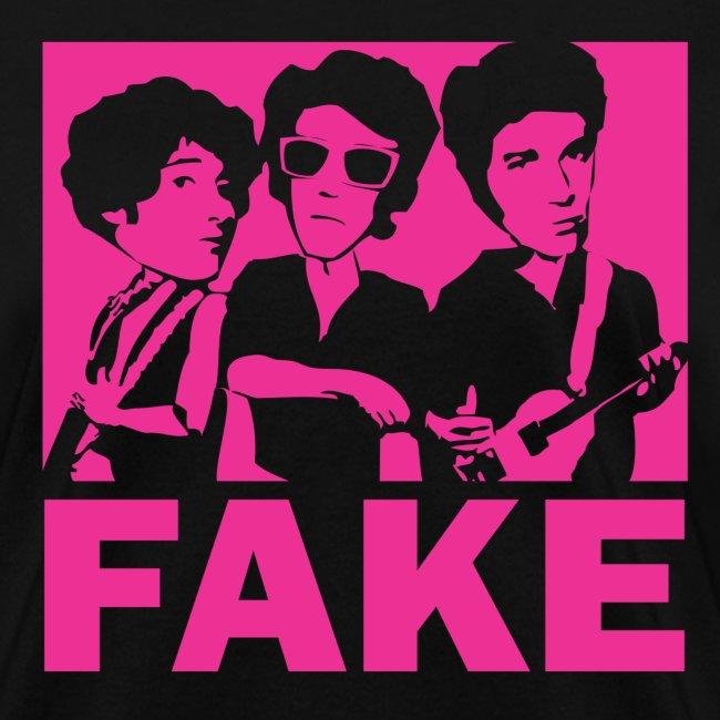 """""""Fake"""" (Black)"""