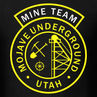 Design ~ Mine Team Logo Shirt