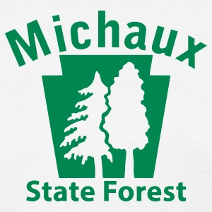 Michaux State Forest Keystone (w/trees) Women's T-Shirts - Women's T-Shirt