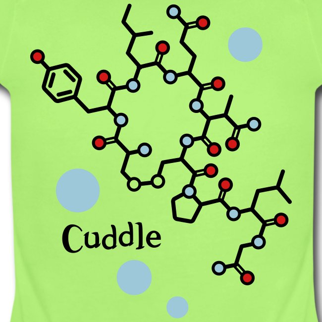 Oxytocin Cuddle - Baby One-Piece