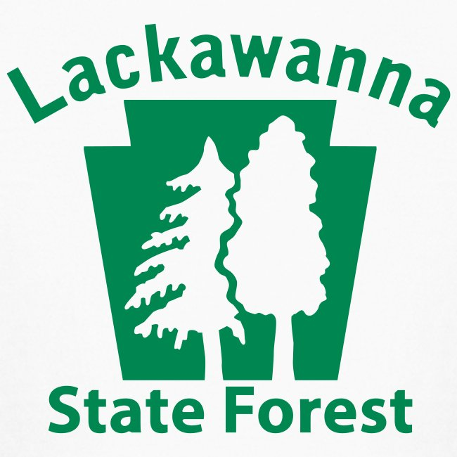 Lackawanna State Forest Keystone w/Trees