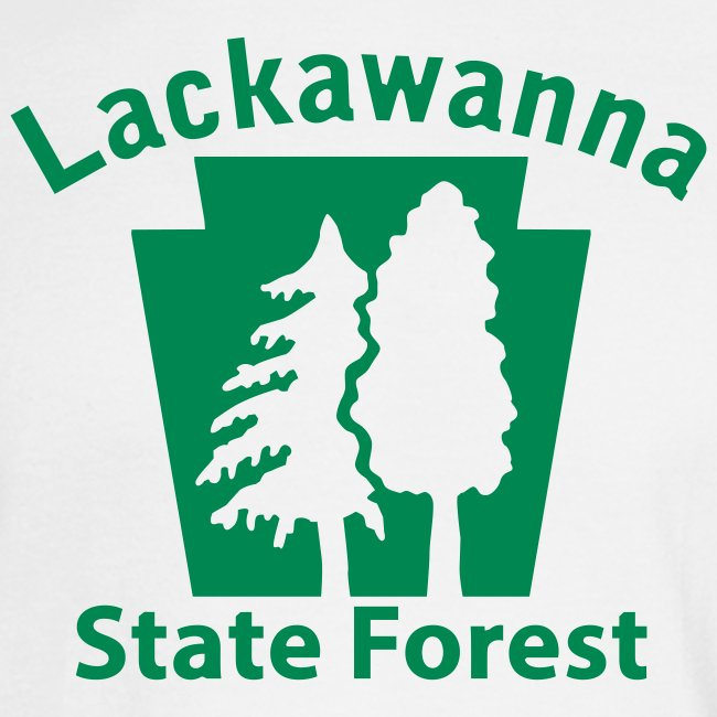 Lackawanna State Forest Keystone w/Trees