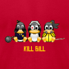 Kill Bill - Men's T-Shirt by American Apparel