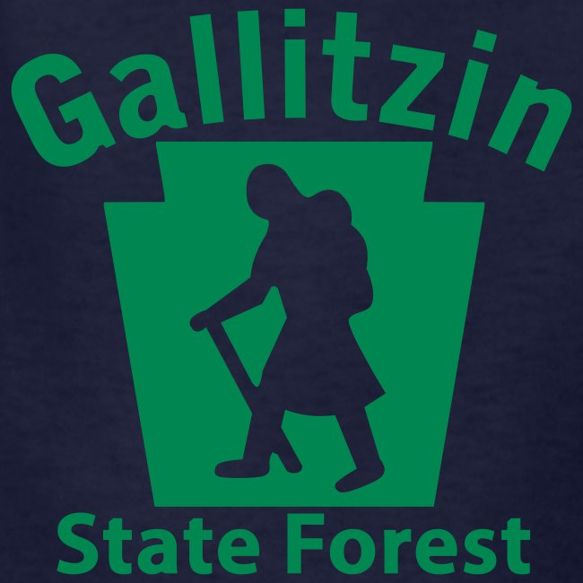 Gallitzin State Forest Keystone Hiker (female)