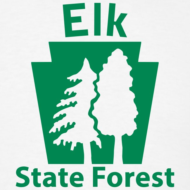Elk State Forest Keystone w/Trees