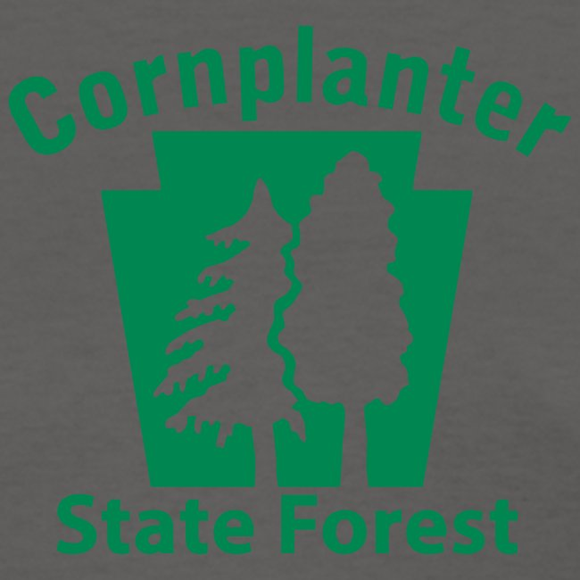 Cornplanter State Forest Keystone w/Trees