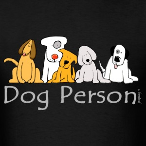 Dog Person - Men's T-Shirt