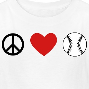 Kid's baseball tee. - Kids' T-Shirt