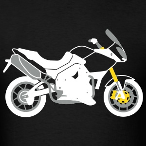 Black Triumph Tiger 1050 T-Shirts - Men's T-Shirt
