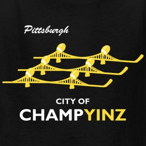 City of Champyinz Kids' T-Shirt - Kids' T-Shirt