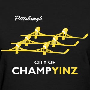 City of Champyinz Women's T-Shirt - Women's T-Shirt
