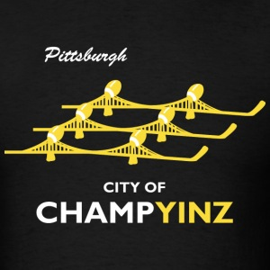 City of Champyinz Men's T-Shirt - Men's T-Shirt