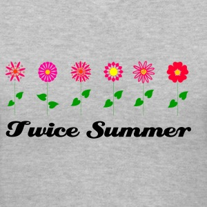 Twice Summer - Women's V-Neck T-Shirt