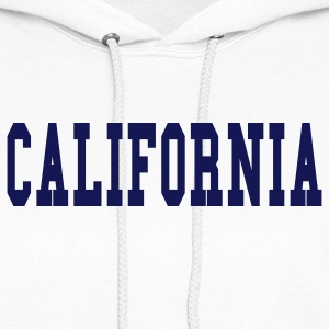 White california by wam Hooded Sweatshirts - Women's Hoodie
