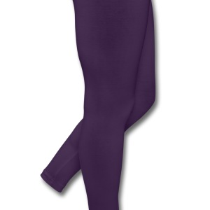 Purple hearts 'n clover (2c) T-Shirts - Leggings by American Apparel