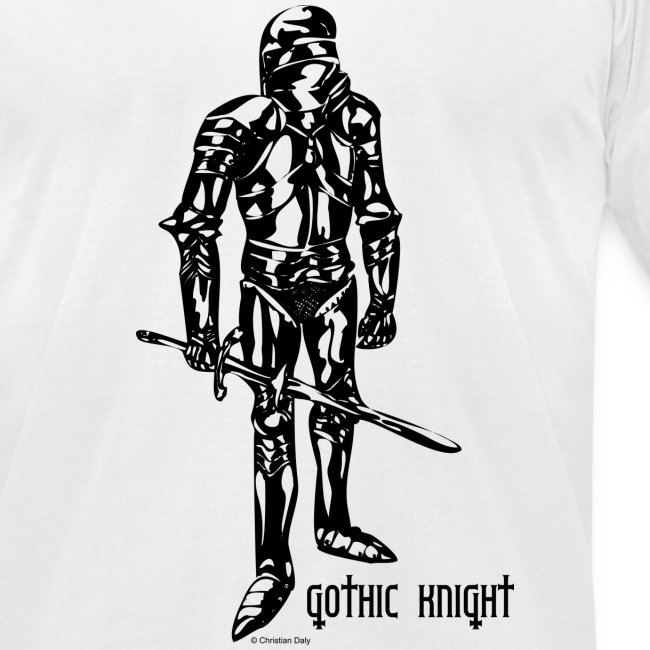 Gothic Knight Black