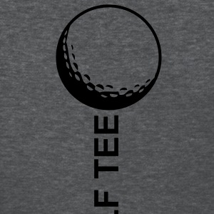 Deep heather golf ball and Golf tee Women's T-Shirts - Women's T-Shirt