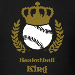 Black baseball kings champions T-Shirts - Men's T-Shirt