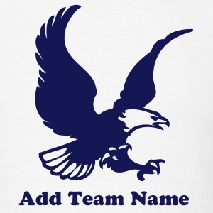 White eagles T-Shirts - Men's T-Shirt
