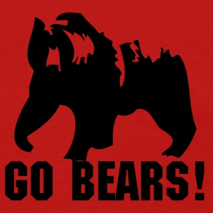 Red Grizzly bear  Women's T-Shirts - Women's T-Shirt