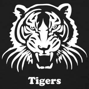 Black tiger3 Women's T-Shirts - Women's T-Shirt