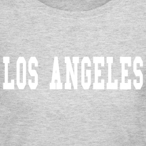 Gray los angeles by wam Long Sleeve Shirts - Women's Long Sleeve Jersey T-Shirt