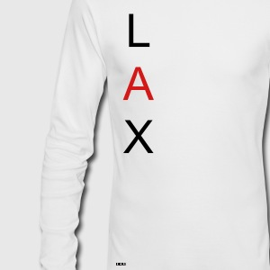 lax long sleeve - Men's Long Sleeve T-Shirt by Next Level