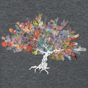batik tree - Women's T-Shirt