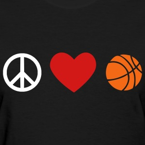 Women's Standard Weight Basketball Tee - Women's T-Shirt