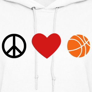 Women's Basketball Hoody - Women's Hoodie