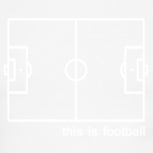 This Is Football - Men's Ringer T-Shirt
