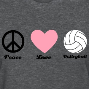 Volleyball Women's Standard Weight Tee - Women's T-Shirt
