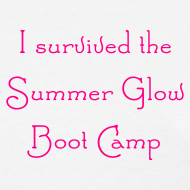 Design ~ I survived the Summer Glow Boot Camp