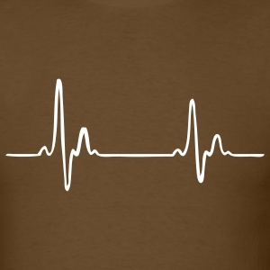 Nurse Shirt - ekg - Men's T-Shirt