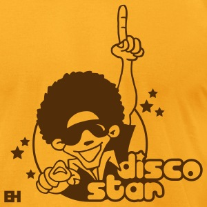 Disco - Men's T-Shirt by American Apparel