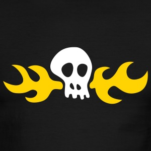 Day of the Tentacle: Hoagie Skull T-Shirts - Men's Ringer T-Shirt