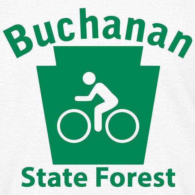 Buchanan State Forest Keystone Biker