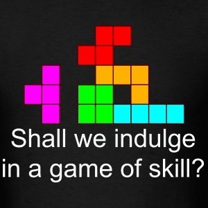 Game of Skill (M) - Men's T-Shirt