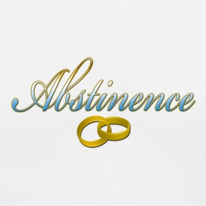 Abstinence - Women's V-Neck T-Shirt