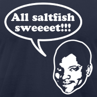 Design ~ All saltfish sweeeet!
