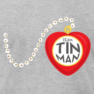 Design ~ Team Tin Man generic men's tee