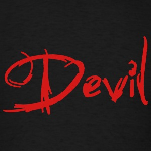 Devil - Men's T-Shirt