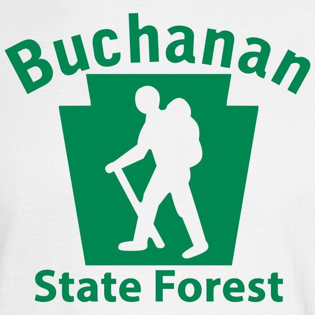 Buchanan State Forest Keystone Hiker (male)