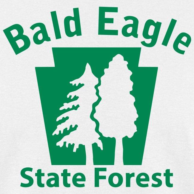 Bald Eagle State Forest Keystone w/Trees
